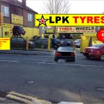 LPK tyres google