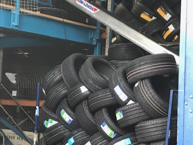 Middle range and budget tyres